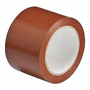 Aisle Marking Tape,108 ft. L,Vinyl