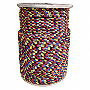 UTIL CORD 3/8IN X 250FT 16STR