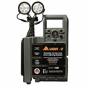 Remote Area Lighting System,7000 Lm