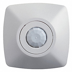 357° Ceiling Occupancy Sensor with Photocell, 10 to 30VDC From GE Switch Pack or GE System
