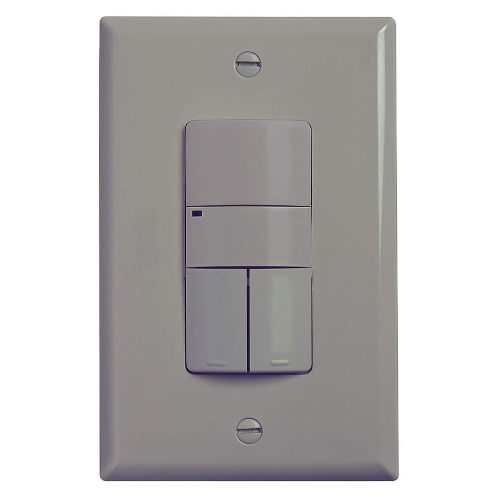 GE Wall Switch Box Daylight Sensor, Occupancy Sensor, 1000 sq. ft ...