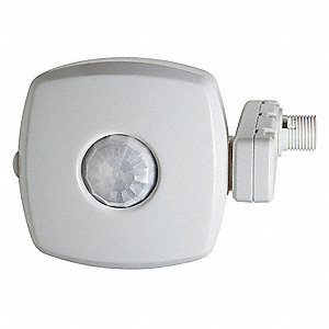 360° Single Relay Occupancy Sensor with Photocell, 120 to  277VAC
