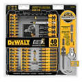 Impact Ready Screwdriving Set,40 pcs.