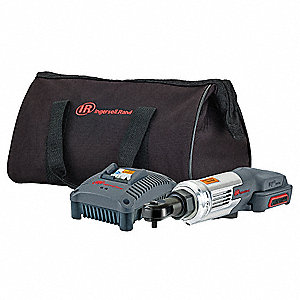 Cordless Ratchet Kit,12V,3/8 in.