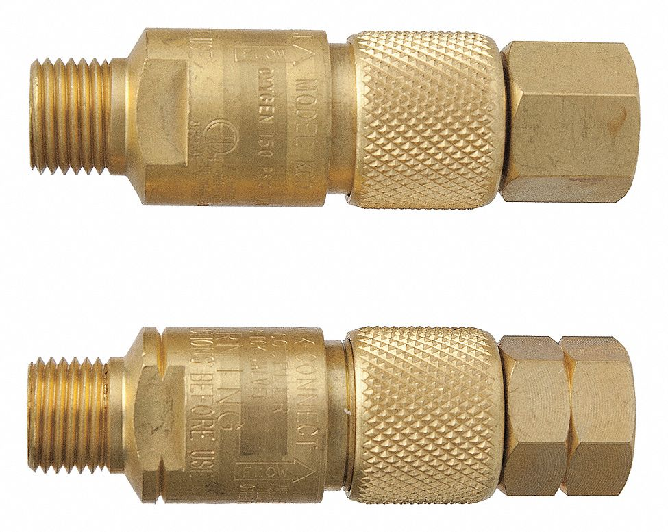 Gas Welder Fittings