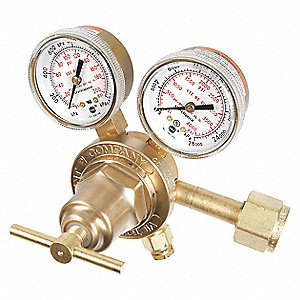 Professional SR250D-540 Series, Gas Regulator, Single Stage, General Purpose, 5 to 125 psi