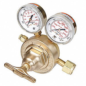 Professional SR450E-580 Series, Gas Regulator, Single Stage, General Purpose, 10 to 200 psi