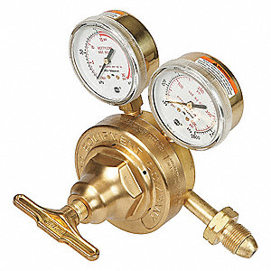 Professional SR461D-510 Series Gas Regulator, 5 to 125 psi, Liquefied Propane