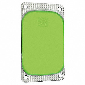 "Green Visible Pad Marking Emitter, 4-1/2"" Length, 10 hr. Duration"
