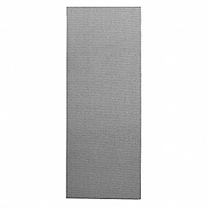 "22"" x 54"", 2-Panel Acoustical Panel, Gray"