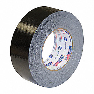 48mm x 32m Cloth Tape, Black, Package Quantity 12