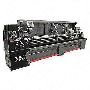Lathe, 12-1/2 HP, 3 Phase, 230/460V