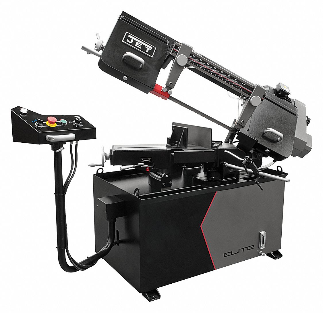 Corded,  Band Saw,  Horizontal,  Manual