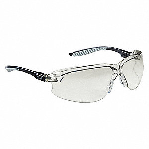 Axis Anti-Fog, Scratch-Resistant Safety Glasses, Contrast Lens Color