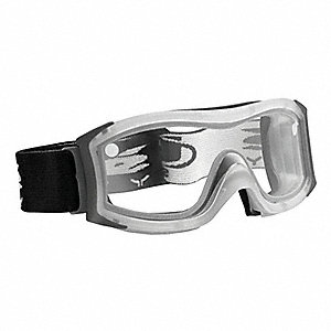 BOLLE COBRA DUST GOGGLE,CLEAR POLY