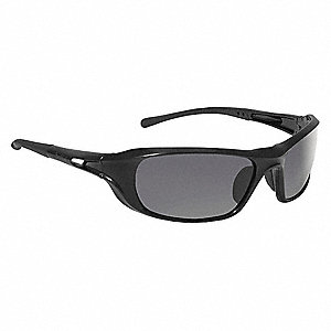 Shadow Anti-Fog, Scratch-Resistant Safety Glasses, Smoke Lens Color