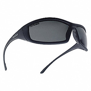 Solis Scratch-Resistant Polarized Eyewear, Gray Lens Color