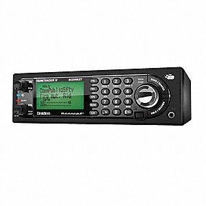 Digital Green Backlit LCD Display Mobile Police Scanner, Number of Channels 25,000