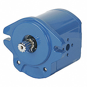 Hydraulic Gear Pump with 0.4 Displacement (Cu. In./Rev.)