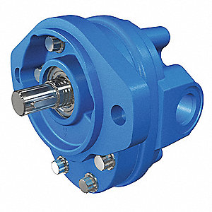 Hydraulic Gear Pump with 0.5 Displacement (Cu. In./Rev.)