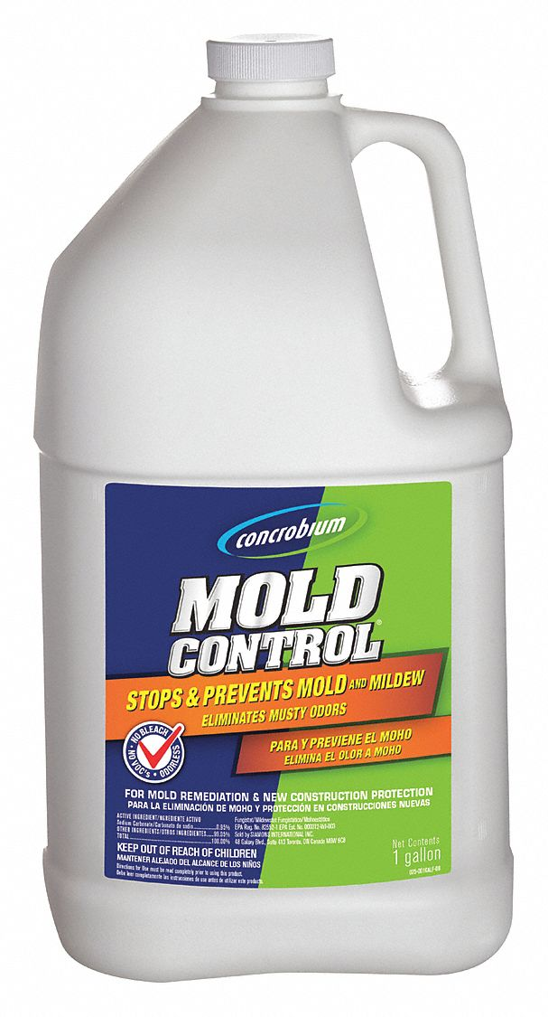 Mold Killers and Mildew Removers