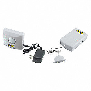 Wireless Water Alarm, 120 ft. Range