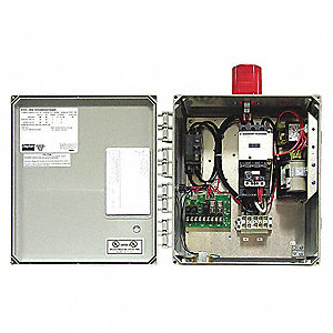 Simplex Control Panel, 240V, 37 to 50 Amps