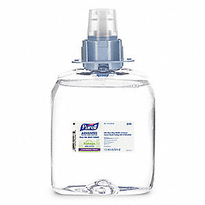 1200mL Hand Sanitizer Cartridge, FMX, 3 PK