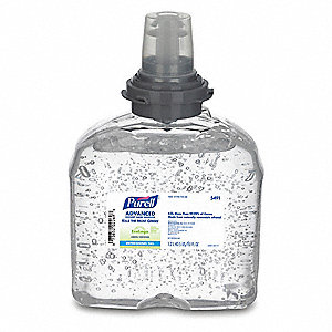 1200mL Hand Sanitizer Cartridge, TFX, 4 PK