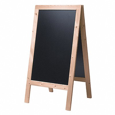 20W990 - Sandwich Board Natural 22 x 34 In
