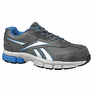 Athletic Style Work Shoes,Comp,10W,PR
