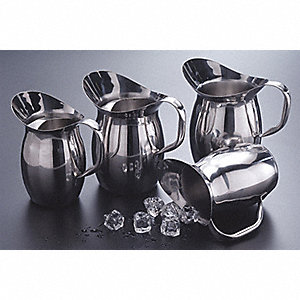 Bell Pitcher w/Ice Guard,68 oz.