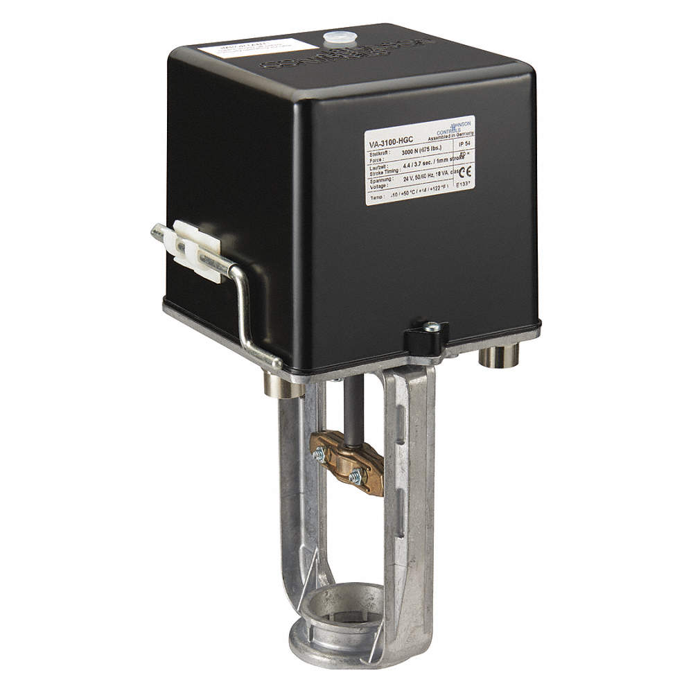 Proportional Electric Ball Valve Actuator, 92 sec  Cycle Time, 675 in -lb   Torque