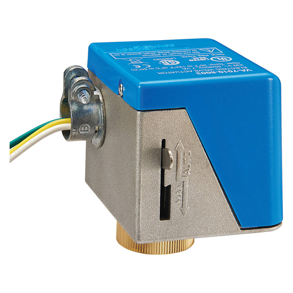 On-Off Electric Ball Valve Actuator, 10 sec  Cycle Time, 20 2 in -lb  Torque