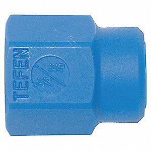 Female Pipe Reducers,1/4 to 1/8In,PK20