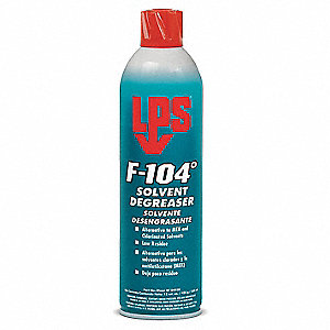 F-104,Degreaser,Size 20 oz.,20 oz.
