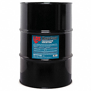 Corrosion Inhibitor, Dry Lubricant Film, 175°F Max. Operating Temp., 55 gal. Drum