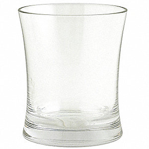 Double Old Fashion Glass,14 oz.,PK12
