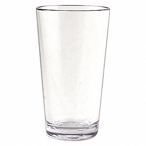 Mixing Glass,Clear,16 oz.,PK12