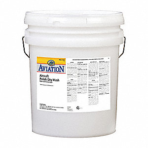 Aircraft Cleaner, 5 gal.