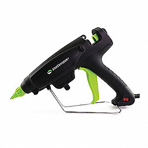 Glue Gun, Hot Melt, 8 lb./hr., 220W