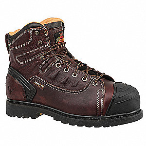 Work Boots,Composite,Brown,Men,9W,PR