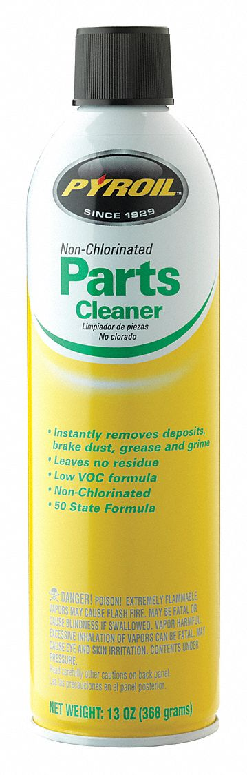 Brake Cleaner and Degreaser;Aerosol Can;13 oz;Flammable;Non Chlorinated
