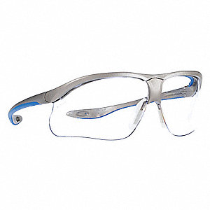 Maxim™ Scratch-Resistant Safety Glasses, Clear Lens Color