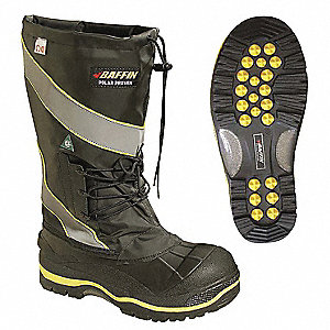 Pac Boots,Composite Toe,17In,9,PR