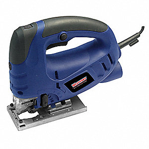 4-Position Orbital Jig Saw, 800 to 3000 Strokes per Minute, 6.5 Amps, Trigger Speed Control
