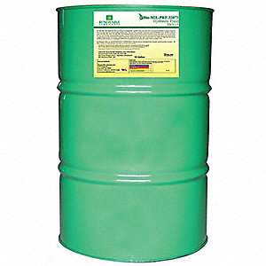 Biodegradable Hydraulic Oil, Hydraulic Oil, 55 gal. Container Size