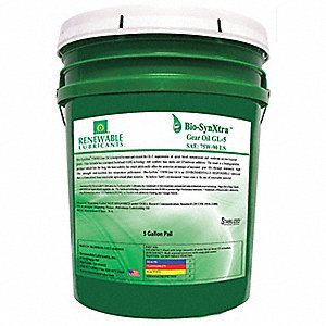Bio-Based High Temperature Oil,5 Gal