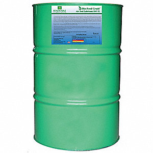 Biodegradable Food Grade Air Tool Lubricant, Food Grade Air Tool Oil, 55 gal. Container Size