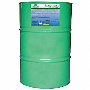Bio-Based Food Grade Release Agent, Food Grade Lubricant, 55 gal. Container Size